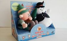 Sam The Snowman & Boss Elf - Rudolph & The Island Of Misfit Toys - In Box
