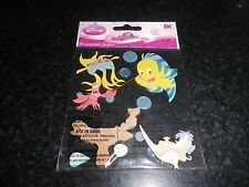 "Disney Little Mermaid ""Sebastian y amigos"" dimensional Adornos"