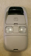 1998-2002 Dodge Ram Pickup Overhead Console With Lights Computer Alarm LED