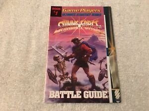 BOOK 1 GAME PLAYERS ULTIMATE STRATEGY SERIES SHINING FORCE BATTLE GUIDE SEGA