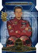 DALE EARNHARDT JR. 2003 Press Pass VIP Head Gear Die Cut Insert Card #HG2