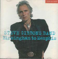STEVE GIBBONS BAND   Birmingham to Memphis  CD