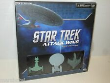 STAR TREK ATTACK WING MINIATURES GAME CORE SET BOXED SEALED WITH SHIPS WIZKIDS
