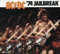 AC/DC - '74 Jailbreak (NEW CD)
