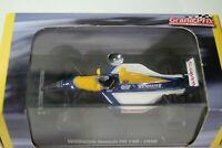 Atlas Editions F1 Williams Renault FW 14B 1992 Diecast Model Grand Prix Car