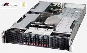 Multi GPU Server Nvidia Accelerated HPC  *12288 Cores*  Bioinformatics Arioc