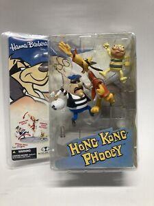 McFarlane Toys Hanna-Barbera Hong Kong Phooey Action Figure NIB