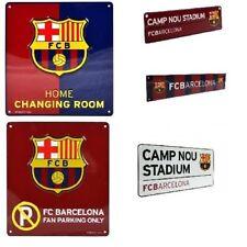 Barcelona Signed Soccer Memorabilia