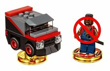LEGO Dimensions A-Team Fun Pack (71251) - NO B.A. BARACUS (MR T) MINIFIGURE