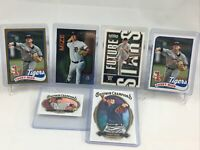 2020 Topps Update SP RC CASEY MIZE Lot #1 Prospect GOLD Serial #48/50 + 5 TIGERS