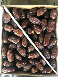 11 LB  FRESH  CALIFORNIA SOFT MEDJOOL DATES. JUICY, TASTY AND HAND-PICKED!