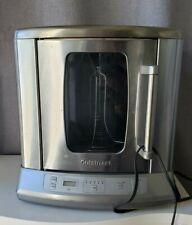CUISINART Vertical Rotisserie CVR-1000 Counter-Top Stainless-Steel 850W Oven