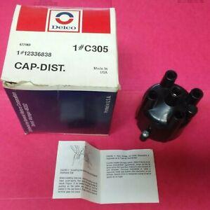 NOS ACDelco   Distributor Cap  C305
