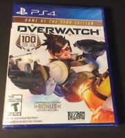 OverWatch Game of the Year Edition [ Over Watch GOTY ] (PS4) NEW