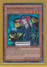 TOUR GUIDE FROM THE UNDERWORLD - (CT09-EN013) - Super Rare - Limited - Yu-Gi-Oh