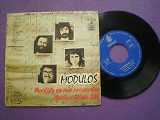 MODULOS Hacia El Siglo XXI SPAIN 45 1975 Prog Psych Moog