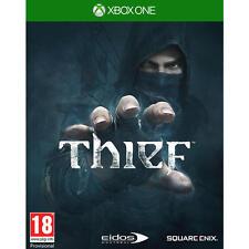 Pal version Microsoft Xbox One Thief