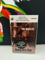 SEALED cassette, The Beatles – Baby It's You 4KM 7243 8 58348 4 4, mono, 1995