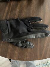 Jerrico Cotchrey Signed Used Glove