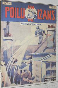 N°25 UN POILU DE 12 ANS  ARNOULD GALOPIN 1929