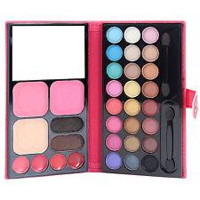 Профессиональная палитра теней для век макияж набор 33 цветов косметическая палитра теней матовый блеск