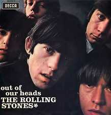 """ROLLING STONES """"OUT OF OUR HEADS"""" ORIG FR 1965"""