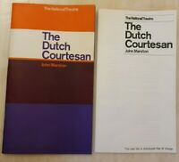 THE DUTCH COURTESAN - JOHN STRIDE BILLIE WHITELAW WYNNE CLARK FRANK FINLAY