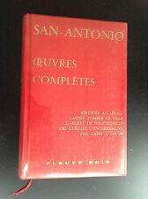 Dard San Antonio oeuvres complètes Fleuve Noir tome 3 TTBE