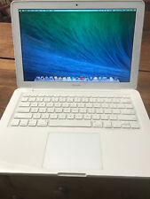 """MacBook*A1342*13.3""""*2.26GHz* 2GB RAM*250GB HD*OS-10.11*X EL Capitan"""