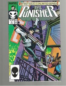 The PUNISHER Vol.2 #1 1987 NM 9.2