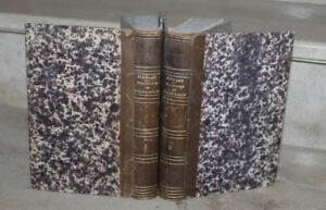 stewart : élémens de la philosophie de l'esprit humain ( 2 tomes)  E-O 1808