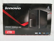 Lenovo Iomega IX2 2TB External 70A69000NA OPEN BOX