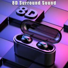 Q32S Kabellose Kopfhörer TWS Mini Bluetooth 5.0 Stereo-Ohrhörer In-Ear-Headset