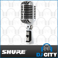 Shure 55SH Series II Memphis Style Vocal Dynamic Microphone