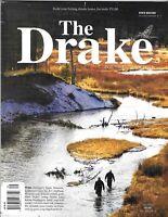 Drake Fishing Magazine Florida Bass Alabama Redfish Michigan Upper Peninsula