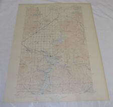 1903 Topographic Map of RATHDRUM QUADRANGLE, IDAHO
