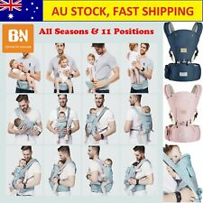 Baby carrier with hip seat all seasons ergonomic baby shower sling waist stool