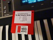 "Ensoniq SQ-80 synthesizer patch set - New for 2017! ""The Mad Scientist Series!"""