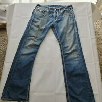 Women's TRUE RELIGION Jeans * Size 31* Distressed *