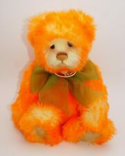 CUTE 12'' CHARLIE BEAR CB614987 PARSNIP by ISABELLA LEE - PERFECT
