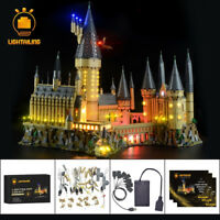 LIGHTAILING - LED Light kit for LEGO 71043 Harry Potter Hogwarts Castle Lighting