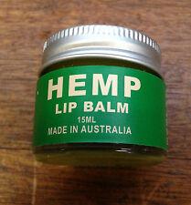 Hemp Lip Balm G.R.E.E.N Lip Balm Australian Made