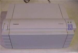 Fargo Primera Thermal Tranfer Color Printer with AC Adapter - Rare