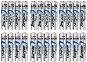 24 x Energizer AAA Ultimate Long Lasting Lithium Batteries L92BP