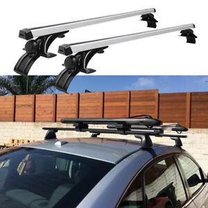 "For Nissan Sentra 48"" Roof Rack Cross Bar Luggage Cargo Carrier Rail Aluminum"