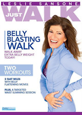 Leslie Sansone Belly Blasting Walk - DVD Region 1