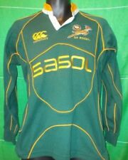 Men's South Africa National Teams Memorabilia Rugby Union Shirts