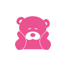 JDM Bear For Japanese Car Decal Sticker available in Multi color