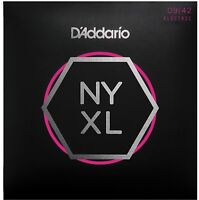 D'Addario NYXL0942 Nickel Wound Super Light 09-42 Guitar Strings