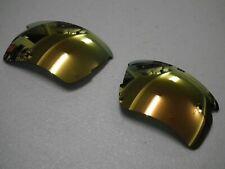 Authentic Oakley Flak 2.0 XL Fire Iridium Replacement Lenses